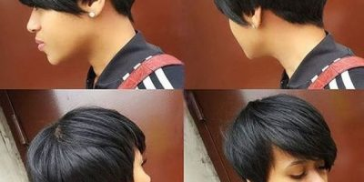 Latest Black Hairstyles for Short Hair - Short Haircuts for Black Women