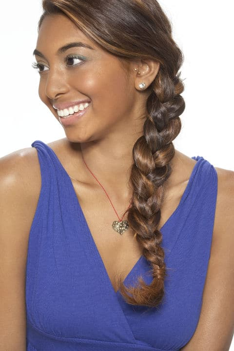 New Braided Hairstyles for Long Hair 2017-18