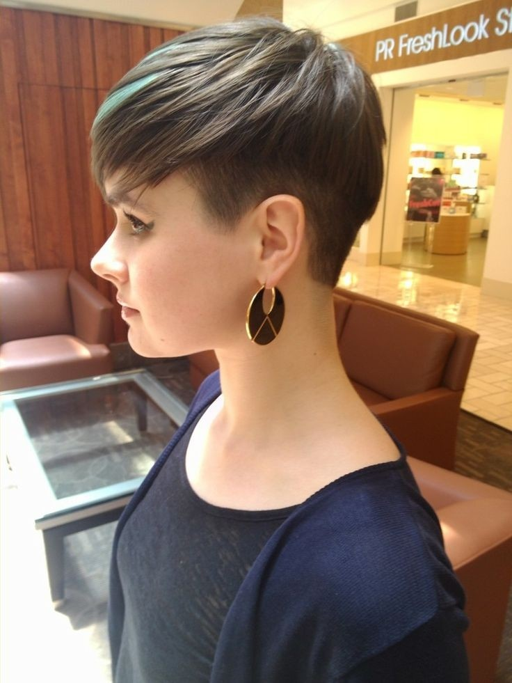 Short Hairstyles For Cute Women and Girls
