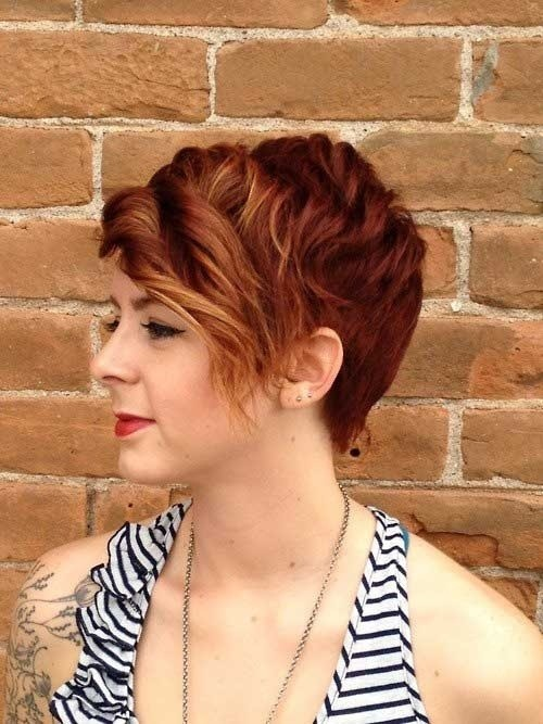 Simple Short Hairstyles for Curly Hair