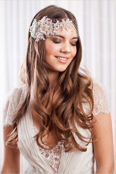 Wedding Hairstyles For long Hair 2017-18