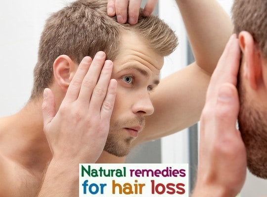 Home Remedies Hair Loss Treatment For Men