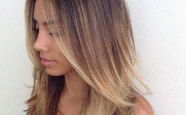 Layered hairstyles for long hair and straight hair