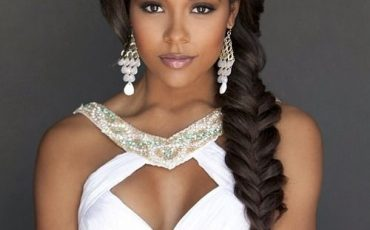 2017-18 Wedding Hairstyles for Black Women