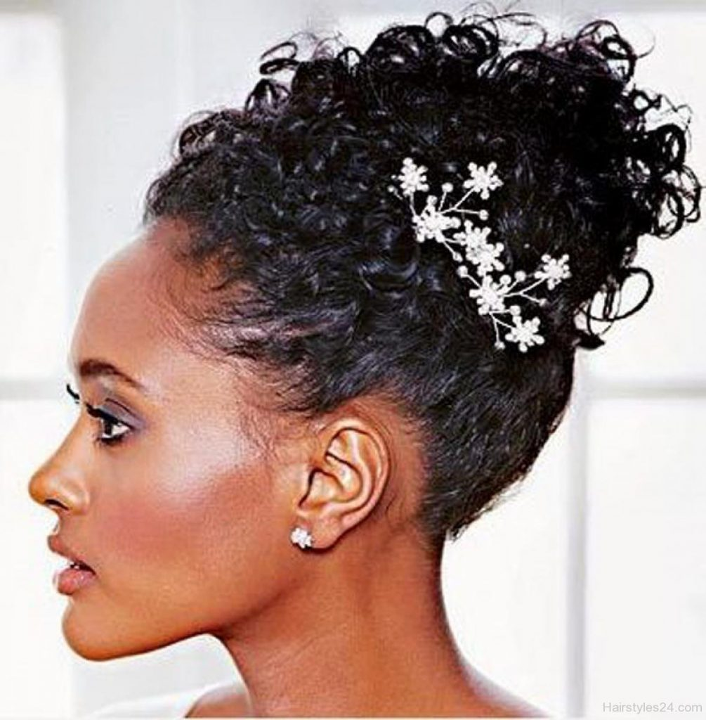 black bridesmaid hairstyles : African American Braids Hairstyle For Black Women