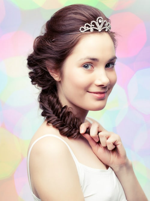 Latest & Trendy Princess Hairstyles for Girls
