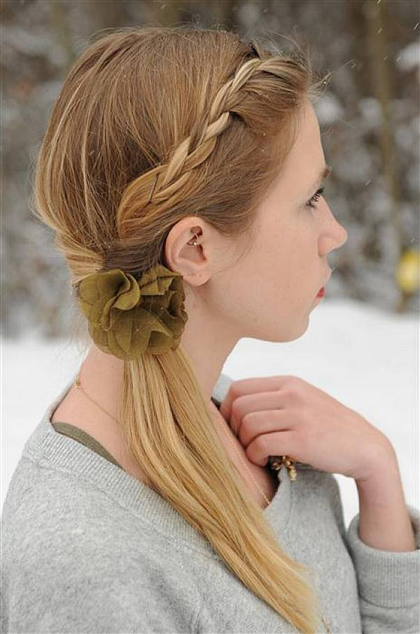 The Easy Hairstyles for Long Hair 2017-18