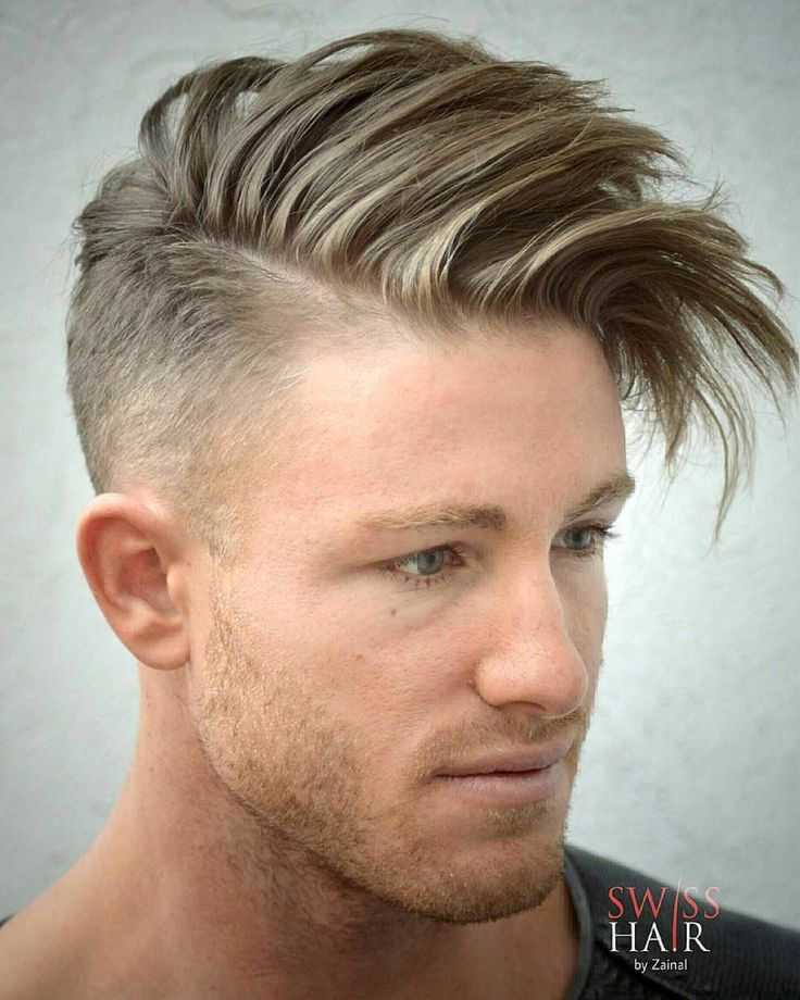 Good Haircuts and Hairstyles For Men 2017