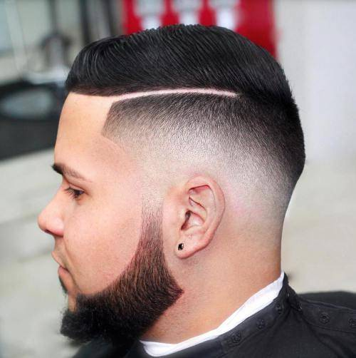 One side braided hairstyles for black women braided side hairstyles - 20 Stylish And Trendy Black Haircuts For Men 2017