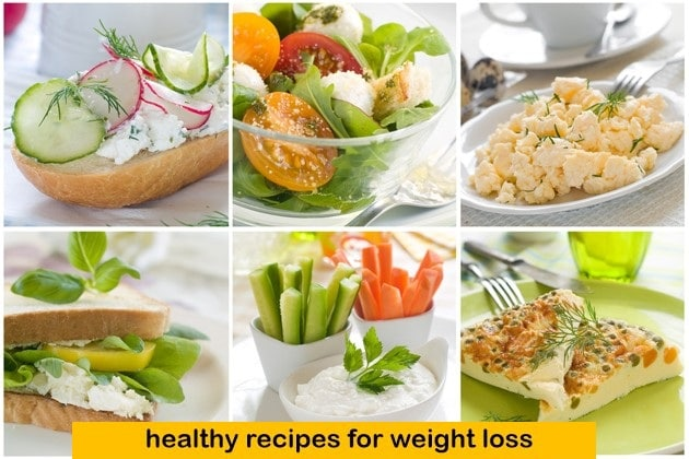 Healthy Recipes For Weight Loss