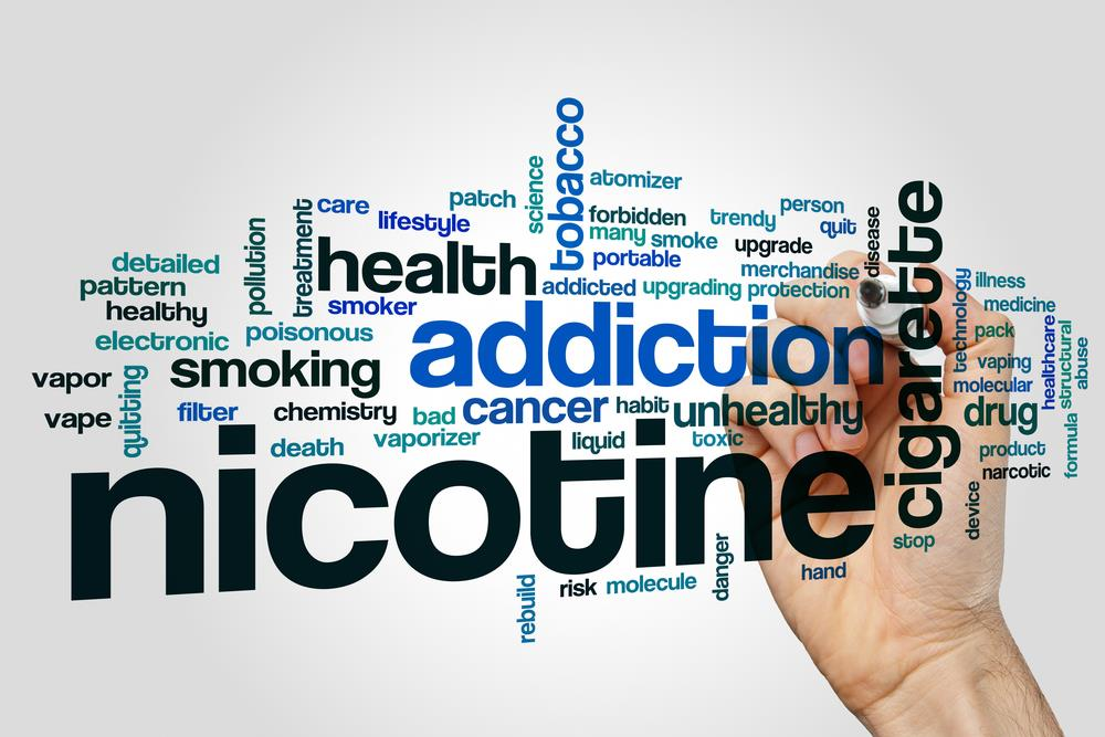 How Much Nicotine Is In One Cigarette