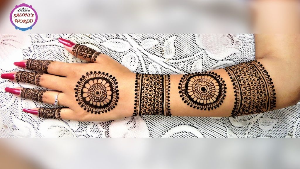 New Stylish Bridal Mehndi Designs for Hands