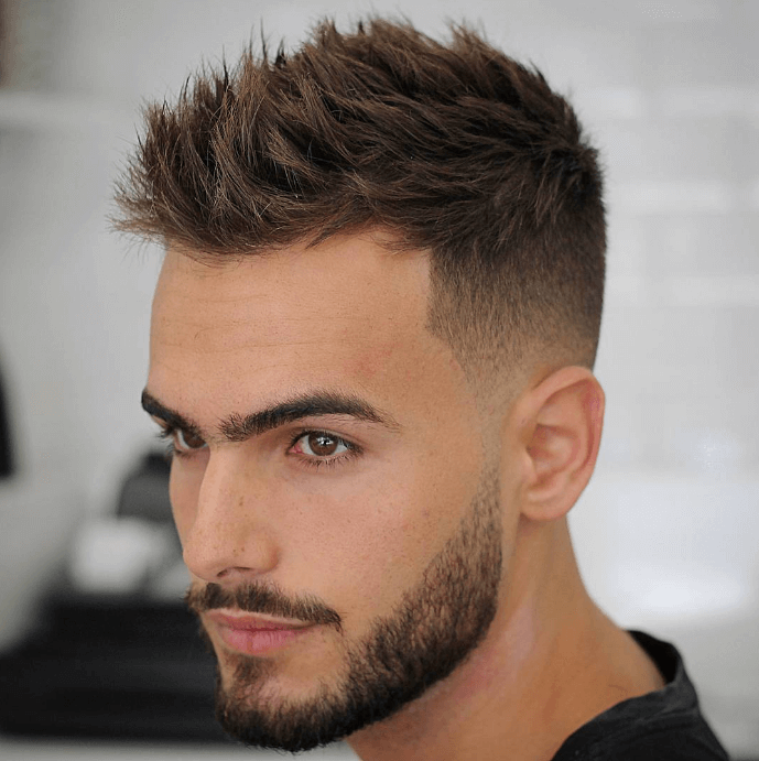 10 New Haircut Styles For Men in 2018