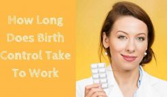 How long does it take for birth control to work
